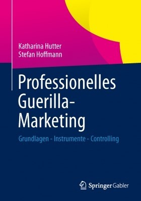 Guerilla-Marketing Book Cover